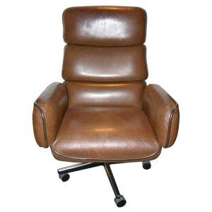 brun-stol